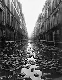 photographs of paris paris flood in 1910 photographs retoucher daniel meadows