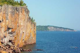 Tettegouche State Park Map by Rock Climbing Routes U0026 Photos In Tettegouche Sp North Shore