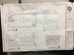 40 unit residential building proposed for gleason cleaners site in
