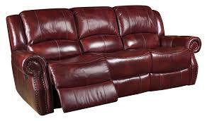 leather reclining sofa impressive ideas decor fa contemporary sofa