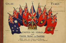 Colonial British Flag Flags Of The British Empire Most Loyal Major Colonies Vexillology
