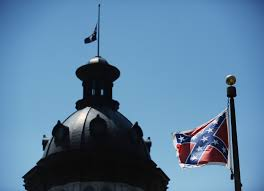 confederate flag white tower musings