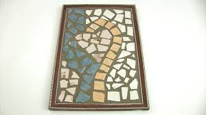 how to make a mosaic from broken tiles 10 steps with pictures