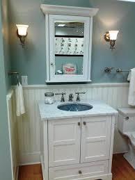 Gray And White Bathroom Ideas A Gold Trim Mirror This Traditional White Bathroom Designs