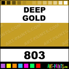 deep gold artists oil paints 803 deep gold paint deep gold
