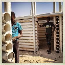 Build A New House Ilibya 0041 Ilibya 3 Aftermath Ilibya Editorial Benjamin Lowy