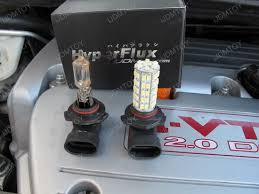 installing led lights in car install led daytime running lights with special drl decoder