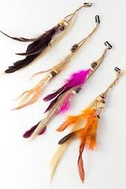 feather hair accessories tribal feather hair clip in more colors adorn apparel and