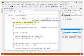 Visual Studio Code Map Script Assemblies In Mforms Developing For Infor Smart Office