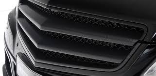 mercedes grill mercedes aftermarket front chrome black grilles grill