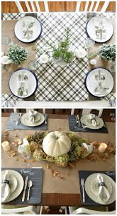 perfect thanksgiving tablecloth diy ideas sources