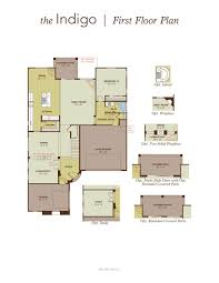 indigo home plan by gehan homes in hacienda at windrose