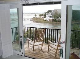 patio doors shocking plantation shutters sliding patio door