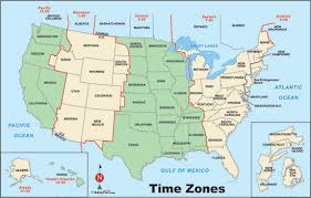 map of usa time zones time zones map usa my