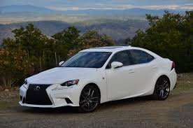 lexus sport tuned suspension 2015 lexus is 350 a true sports sedan
