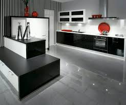 black kitchen design charming kitchens modern decorating and with kitchen design layout