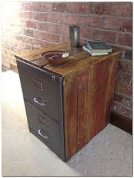 files cabinet by awesome table make a grill kitchen cart using an old file cabinet awesome