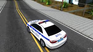 toyota camry limo toyota camry russian police for gta san andreas