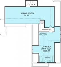 floor plan tilly house plan 9616 4 bedrooms and 3 baths the