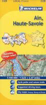 Local Map Ain Haute Savoie Michelin Local Map 328 Michelin Local Maps