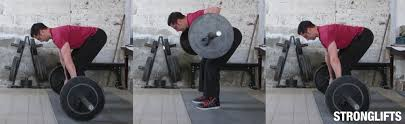 5x5 Bench Press Workout How To Barbell Row With Proper Form The Definitive Guide