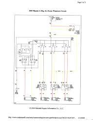 2006 mazda 6 power window wiring diagram 2005 mazda 6 engine