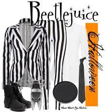 Halloween Costumes Beetlejuice 25 Beetlejuice Costume Ideas Lydia