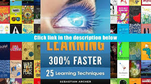 download pdf learning 25 learning techniques for accelerated