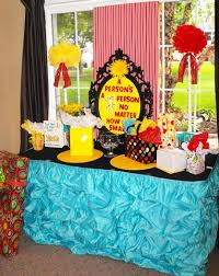 dr seuss baby shower decorations a person s a person no matter how small dr seuss baby shower