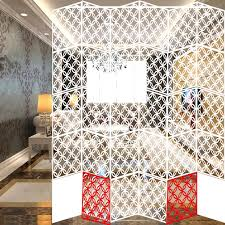 Acrylic Room Divider 12pcs Room Divider Biombo Room Partition Wall Room Dividers