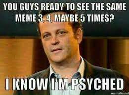 Vince Vaughn Meme - after the first meme appeared about united airlines album on imgur