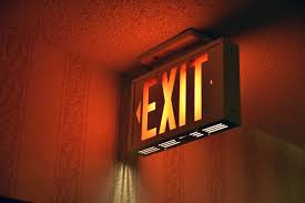 fire safety writing paper fire safety and emergency response considerations for workspaces emergency fire exit sign lit up
