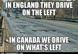Meme Construction - there s 2 seasons in canada winter and construction canada memes
