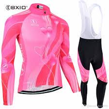 waterproof cycling clothing bxio winter thermal fleece cycling clothing cycling jersey maillot