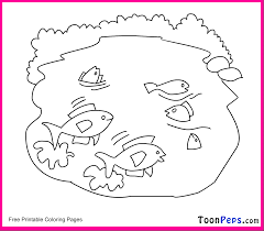 28 pond coloring pages pics photos pond colouring sheet pics