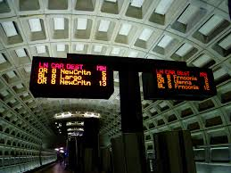 Map Of Washington Dc Metro by How To Use The Washington Dc Metro Free Tours By Foot