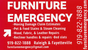 Furniture Repair  Upholstery Cleaning Raleigh Fayetteville CALL NOW - In home furniture repair