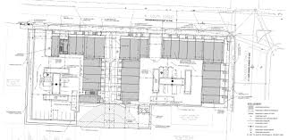 new site plans show 42 new residential units for south street