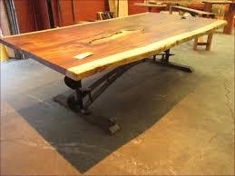 outdoor ideas amazing oval farm table farmhouse table white legs