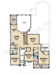 west lake house plan home plans by archival designs west lake house plan second floor plan