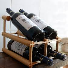 affordable tabletop wine rack in fun ideas home painting ideas