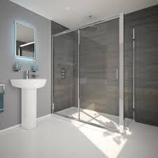 parete fissa doccia box doccia angolare rettangolare scorrevole con parete doccia