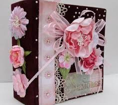 handmade scrapbook albums best 25 handmade photo album ideas on make a photo