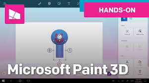 Paint by Hands On With Microsoft Paint 3d The Next Version Of Paint