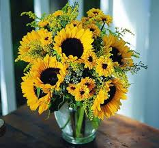 sunflower delivery sunflower vase kremp