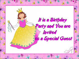 birthday invitations post card from 365greetings