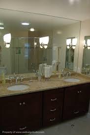 Double Sink Vanity Mirrors Bathroom Appealing Double Sink Modern Vanity With Mirror Loversiq
