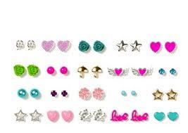 claires earrings s 60 sets of earrings 20 s bonus bucks just 40