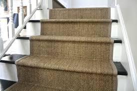 diy ikea jute rug stair runner what emily does