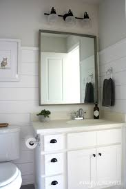 crazy bathroom ideas crazy wonderful shiplap boy u0027s bathroom reveal bathrooms